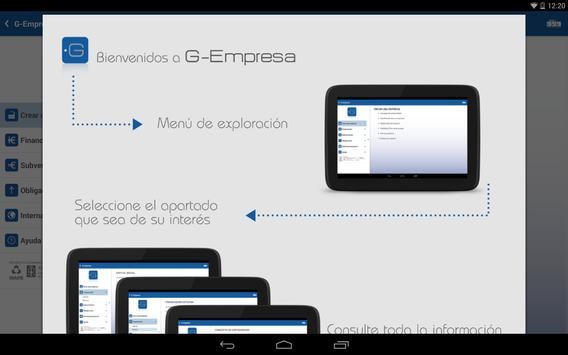 G-Empresa screenshot 1