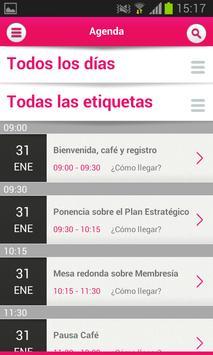 MCI Events apk screenshot