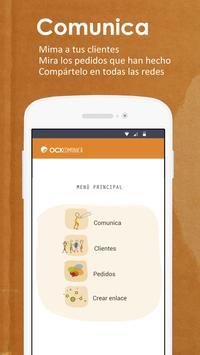 OCKcomunica apk screenshot