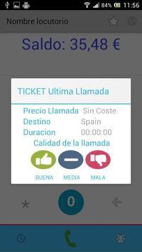 App Locutorio screenshot 3