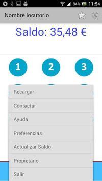 App Locutorio screenshot 4