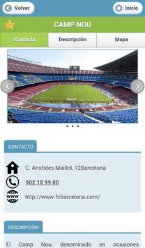 Barcelona en tus manos screenshot 1