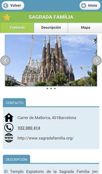 Barcelona en tus manos screenshot 2