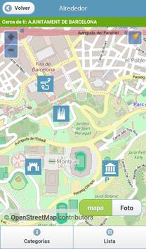 Barcelona en tus manos screenshot 4