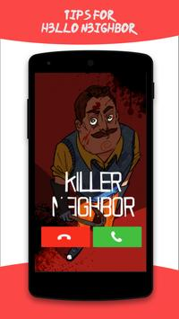 fake call from killer neighbor screenshot 1