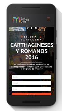 Fiestas de la Región de Murcia apk screenshot