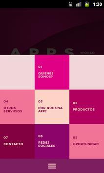 Apps World screenshot 1