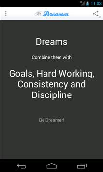 Be Dreamer! Formula of Success poster