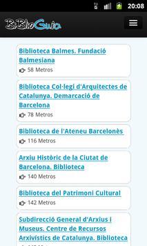 Biblioguia screenshot 3