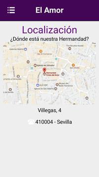Hermandad del Amor - Sevilla apk screenshot