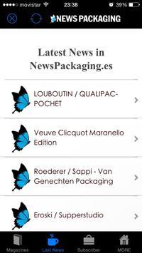 News Packaging screenshot 2