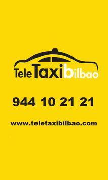TAXI BILBAO poster