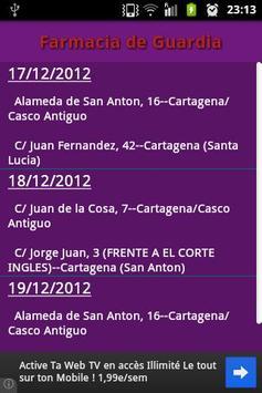 Cartagena Directory screenshot 3
