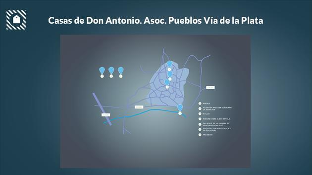 Casas de Don Antonio - Soviews apk screenshot