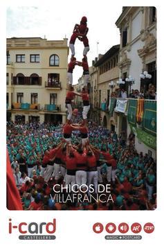 I-Card Castellers apk screenshot