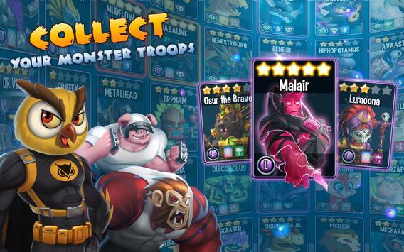 Monster Legends скриншот приложения
