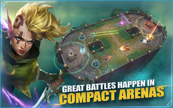 Champions Destiny: MOBA Heroes screenshot 11