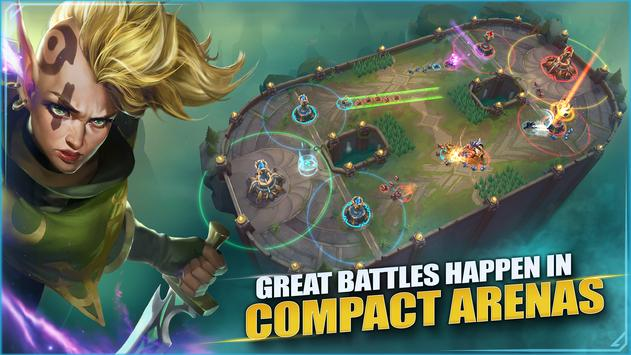 Champions Destiny: MOBA Heroes screenshot 1
