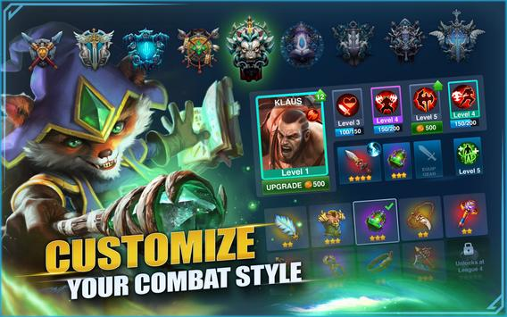 Champions Destiny: MOBA Heroes screenshot 8