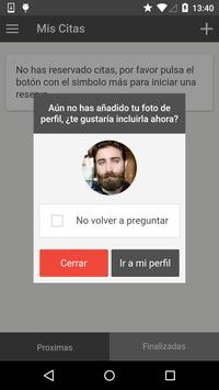 Rubén Peluquero screenshot 3