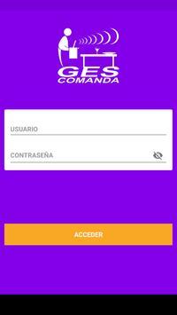 Gescomanda poster