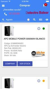 Sonepar MovilidApp captura de pantalla de la apk