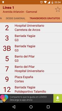 AutoBur - Autobuses Burgos screenshot 3