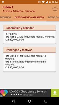 AutoBur - Autobuses Burgos screenshot 2