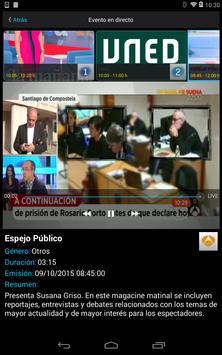 OpenMovil TV screenshot 2