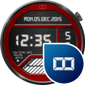 Total Info Watch Face icon