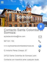 Santa Colomba de Somoza apk screenshot