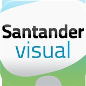 Santander Visual icon