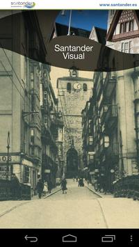 Santander Visual poster