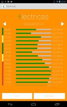 €lectricas (precio de la luz) screenshot 1