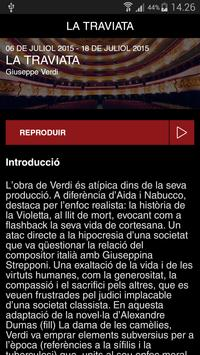 Barcelona Òpera Accés Screenshot 2
