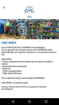 CMC BIKES apk screenshot