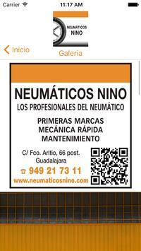 NEUMATICOS NINO screenshot 3