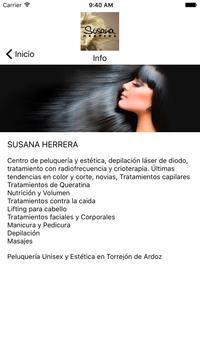 SUSANA HERRERA apk screenshot