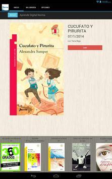 E-books Norma apk screenshot