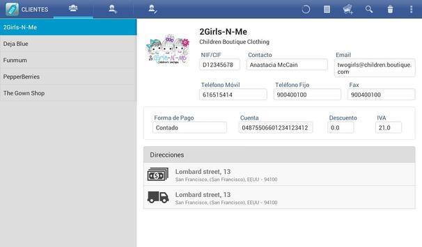 Cloudpany Sales screenshot 2