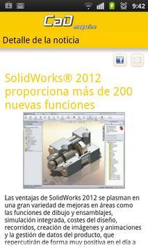 AutocadMagazine apk screenshot