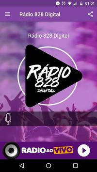 Rádio 828 Digital screenshot 1