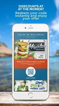 Enjoy Mallorca Island poster