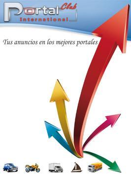 Portalclub.es gestión anuncios poster