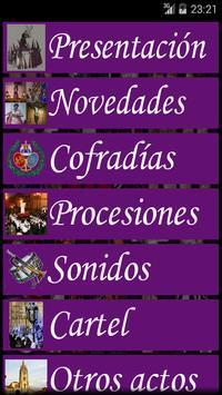 Holy Week in Oviedo-Spain poster