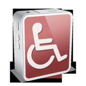 Accessibility Lleida icon