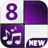 Piano Tiles 8 icon