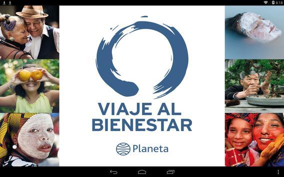 Viaje al Bienestar apk screenshot
