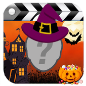 Happy Halloween Movie Card icon