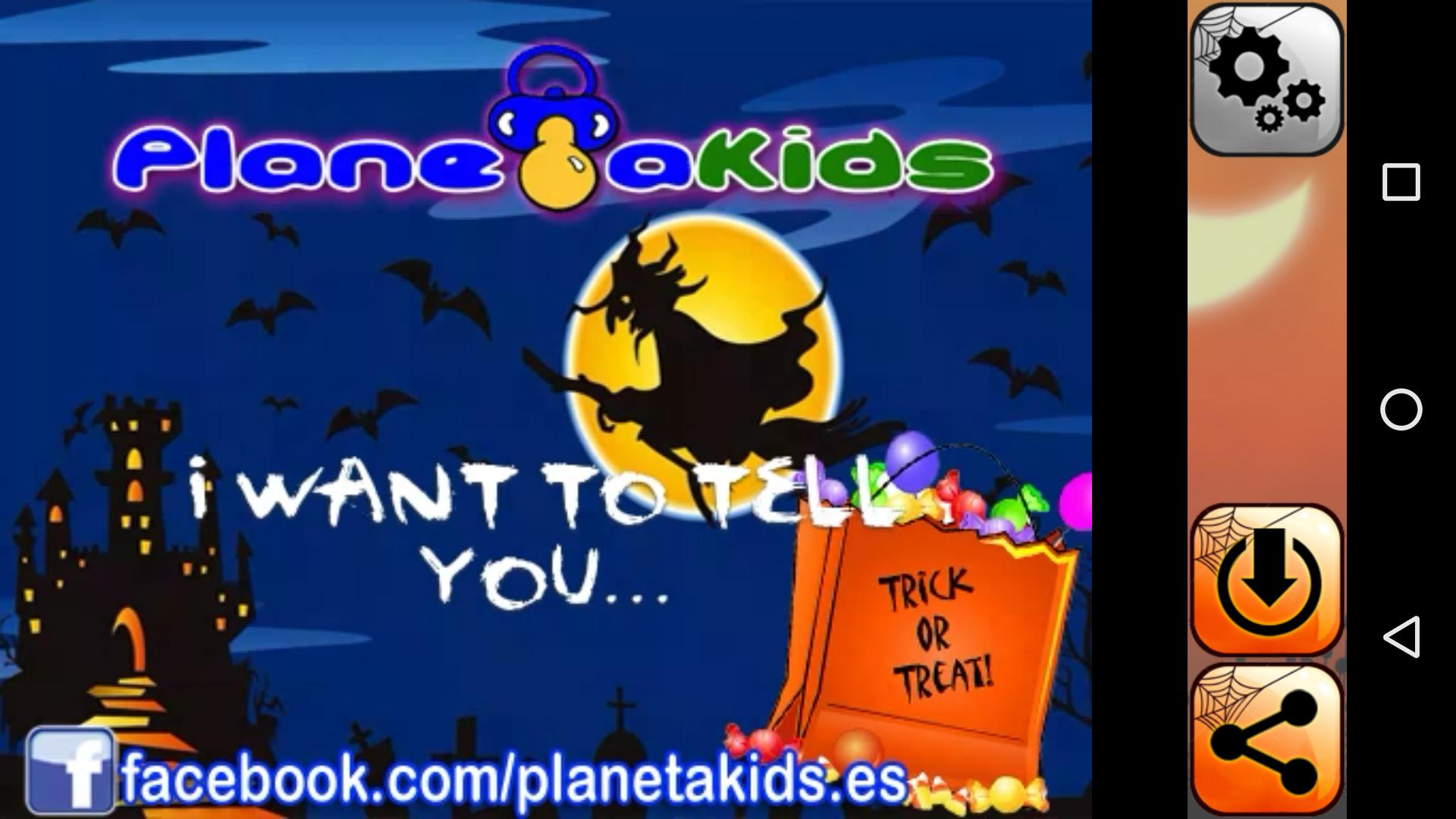 Happy Halloween Movie Card for Android - APK Download